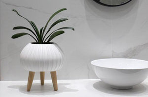 Bloom Ceramic Planter