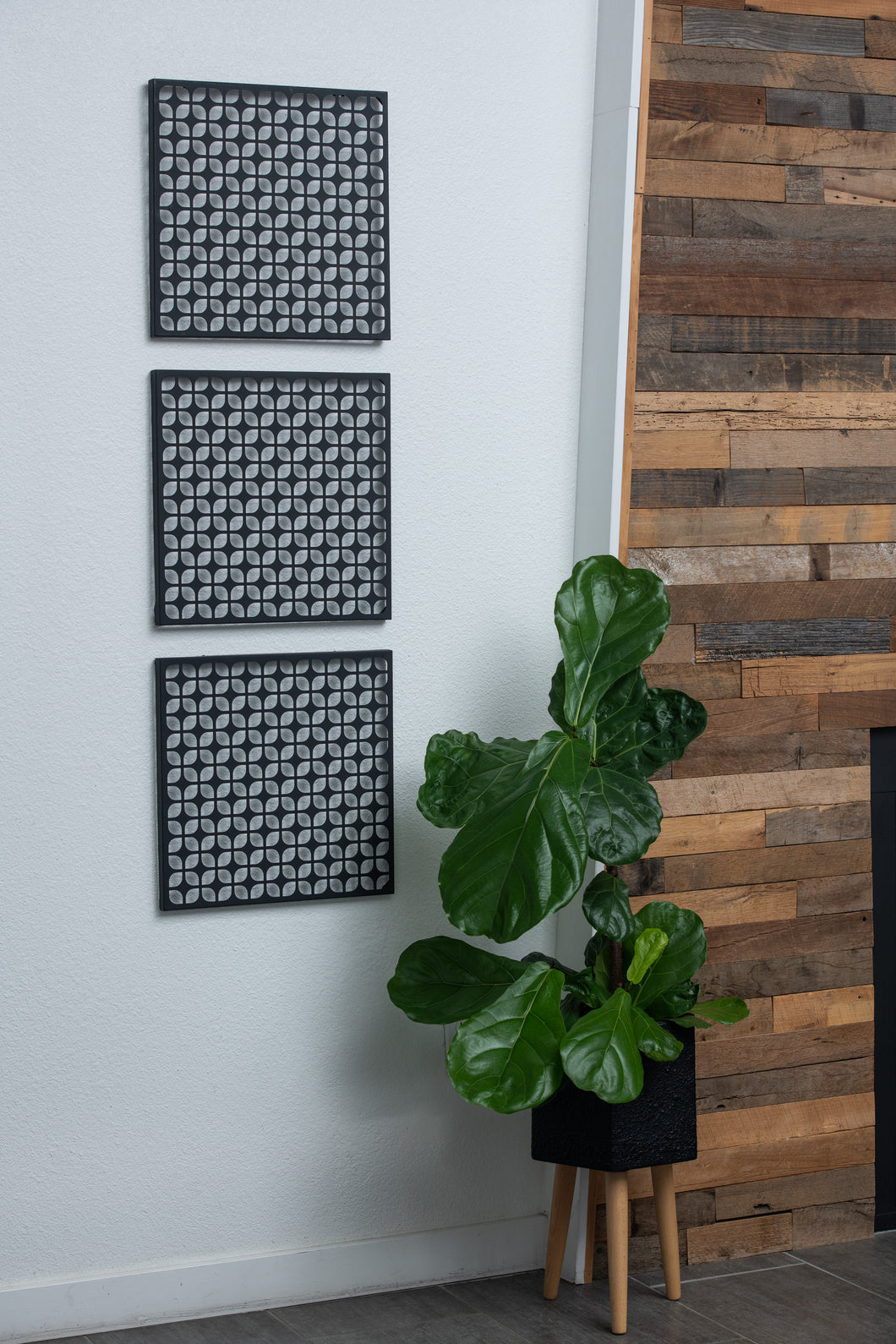 Breeze Block Wall Tile: 15.5