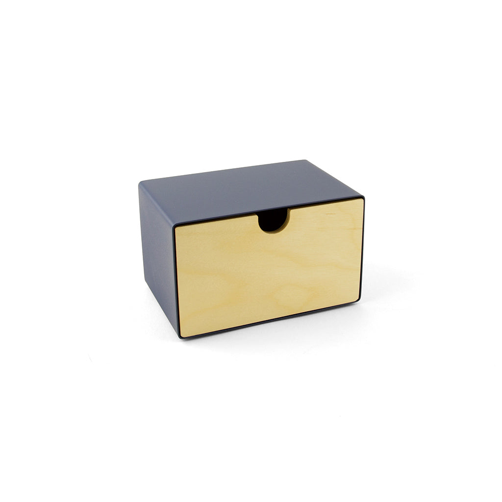 Storage Drawer-Small-Navy