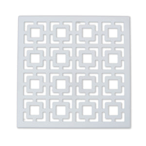 Breeze Block Tile-Papyrus/Off-White
