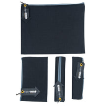 Compose Pouches-set of 4-black