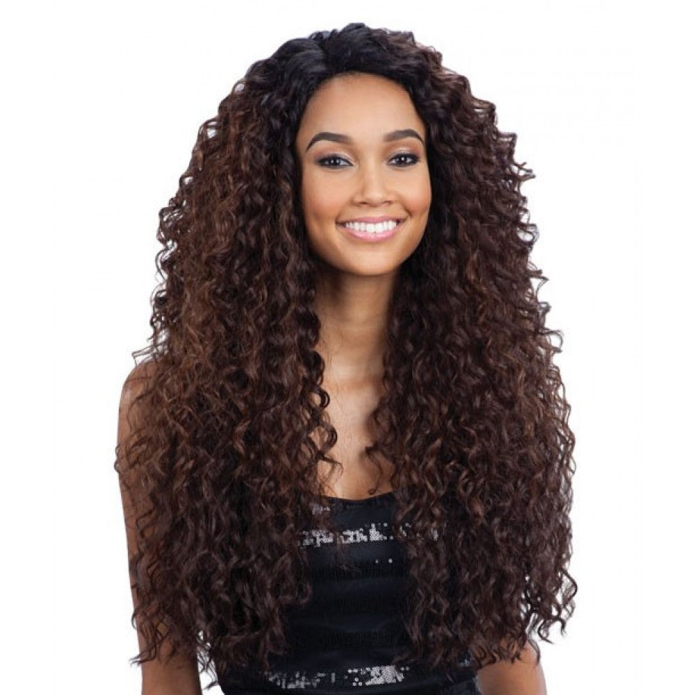 Freetress Equal Deep Invisible Part Lacefront Wig Kitron Wig
