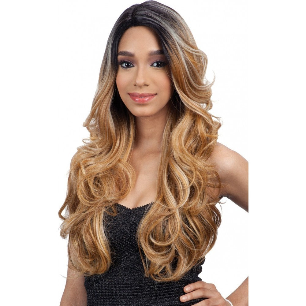Freetress Shanice Wig Premium Delux Lace Front Wig
