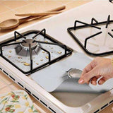 1pc Reusable Gas Stove Burner Cover