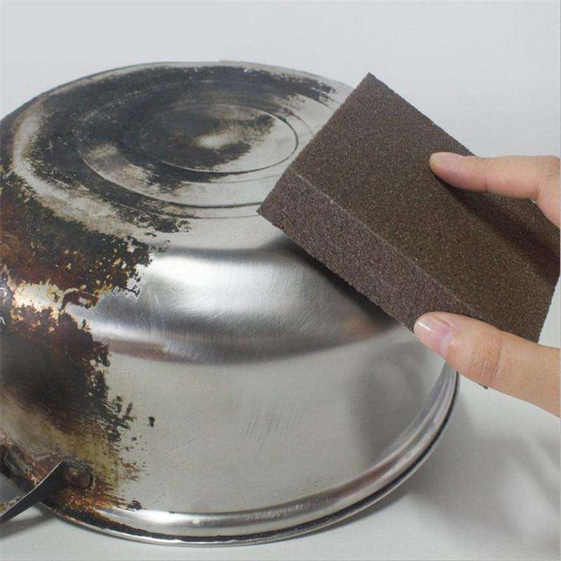 Magic Carborundum Sponge Eraser for CleaningCrystal Xpress