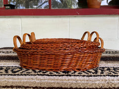 Nesting Wicker Catch-Alls