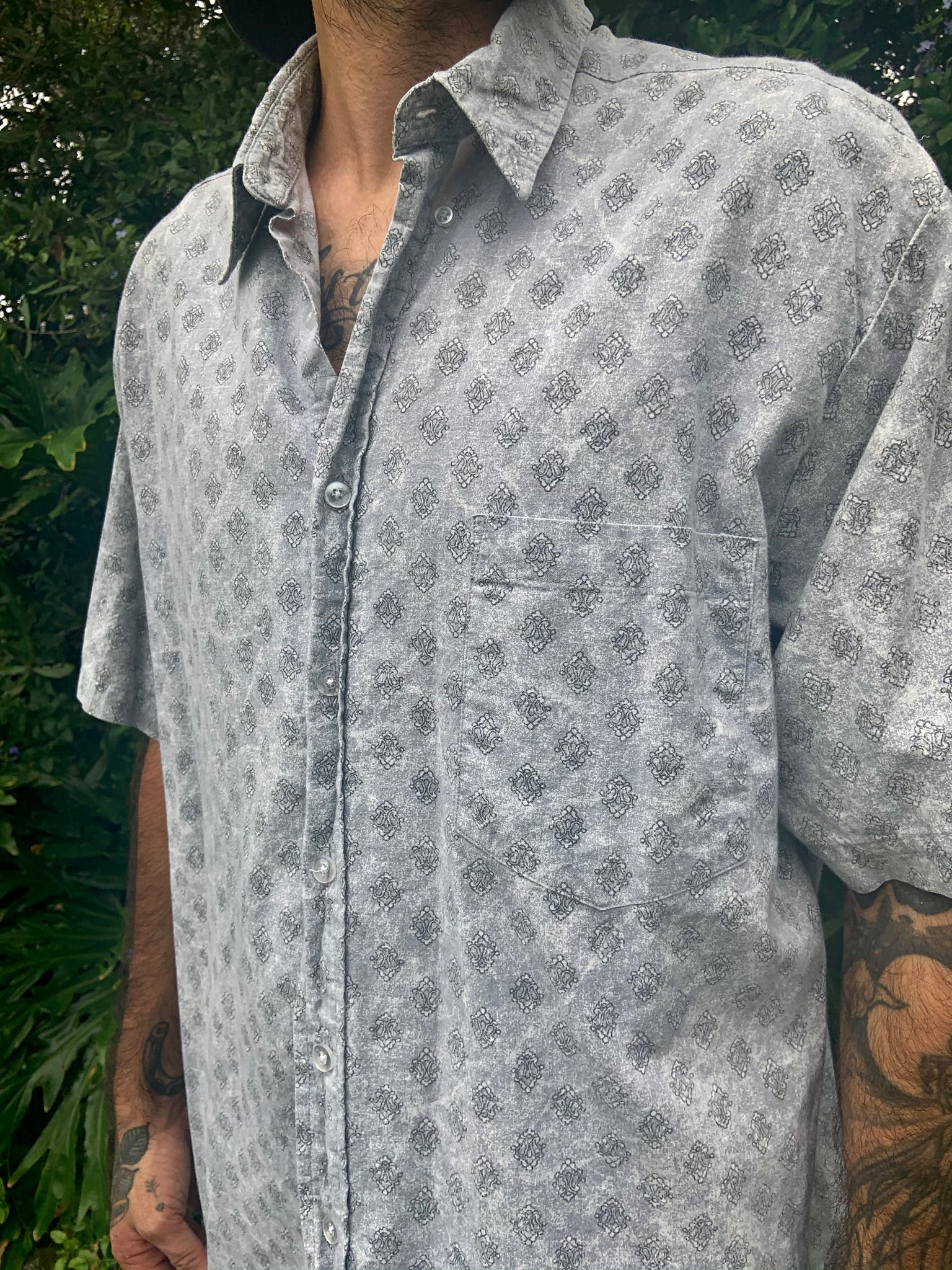 Ottoman-esque Button Down