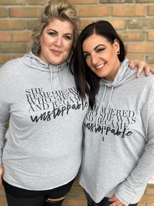 Unstoppable Hoodie (ALL SIZES)