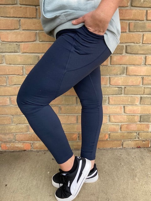 Fayth Leggings Curvy