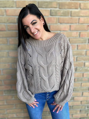 Francine Sweater (2 Colors)