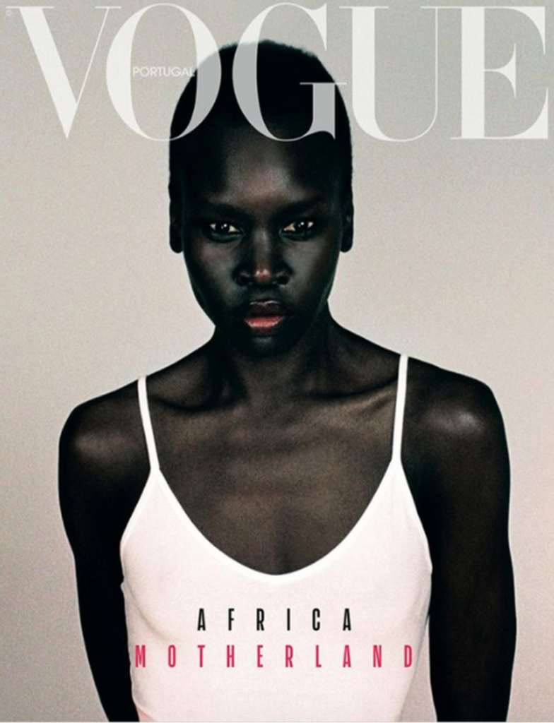 Sterling King featured in Vogue Portugal