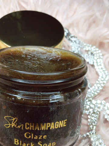 Glaze Black Soap