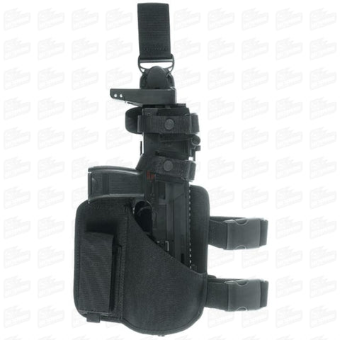 LEG HOLSTER H&K MP7 - 19595 (MQO) - Gattopardo Usa