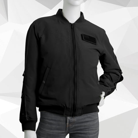 Parabellum Bomber Jacket / Black Label / LIMITED - Gattopardo Usa