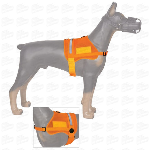 DOG HARNESS FOR WATER RESCUE - KHT550 (MQO) - Gattopardo Usa