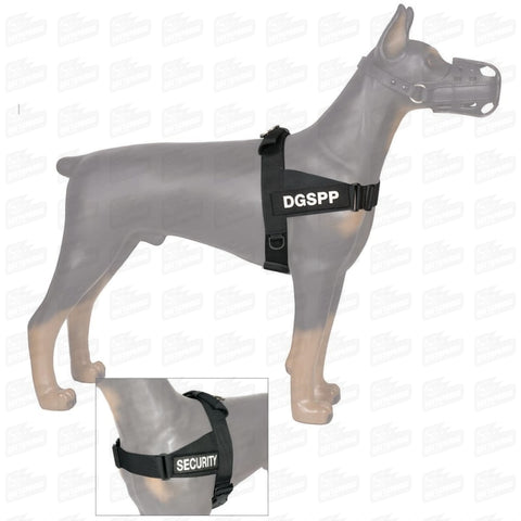 DOG HARNESS - KHT540 (MQO) - Gattopardo Usa