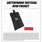Gattopardo Tactical - Rfid / Geolocation Eavesdrop Pocket Collar
