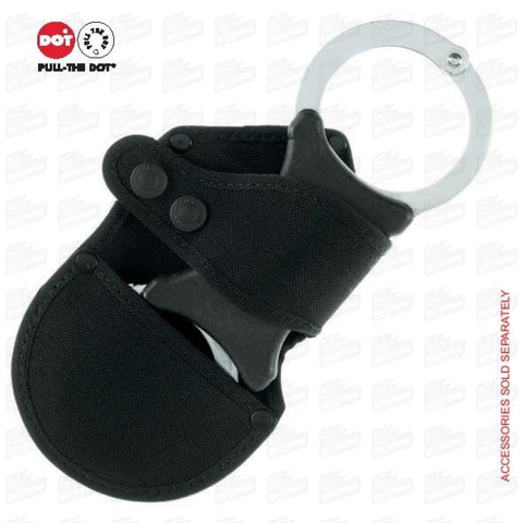 OPEN HAND CUFF HOLDER STIFF REINFORCED - 19131/AP (MQO) - TACTICALMOOD.com