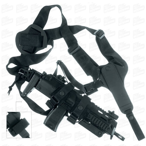 SHOULDER HOLSTER H&K MP7 - 19560 (MQO) - Gattopardo Usa