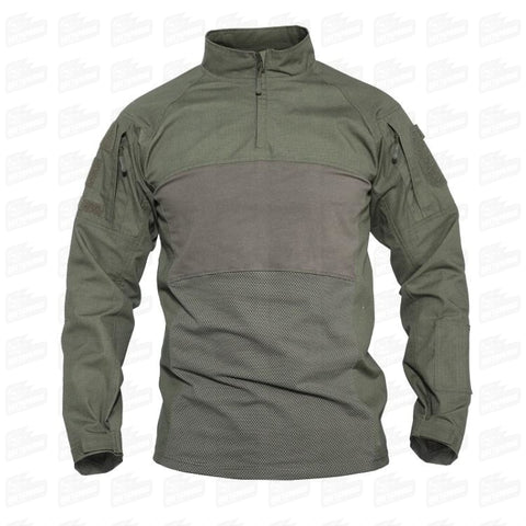 TACTICAL ASSAULT COMBAT SHIRT - MOD. 093 - Gattopardo Usa