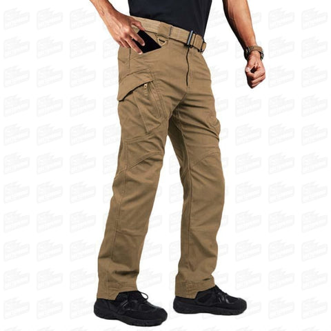 TACTICAL IX9 RIPSTOP COTTON PANTS - MOD. 034 - TACTICALMOOD.com