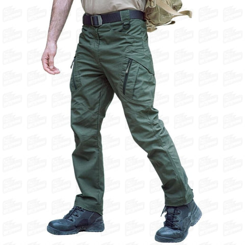 TACTICAL IX9 RIPSTOP PANTS - MOD. 077 - TACTICALMOOD.com
