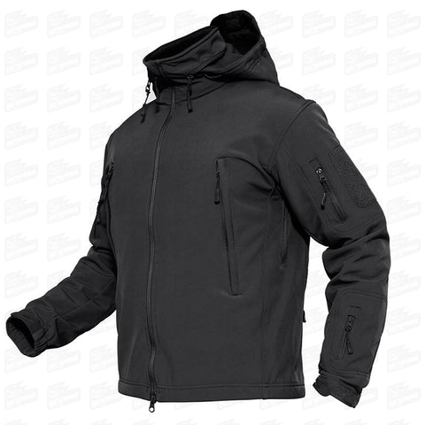 TACTICAL SOFT SCHELL JACKETS - MOD. 119 - Gattopardo Usa