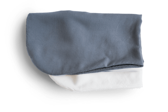 The Scrumptious Travel Pillow Case