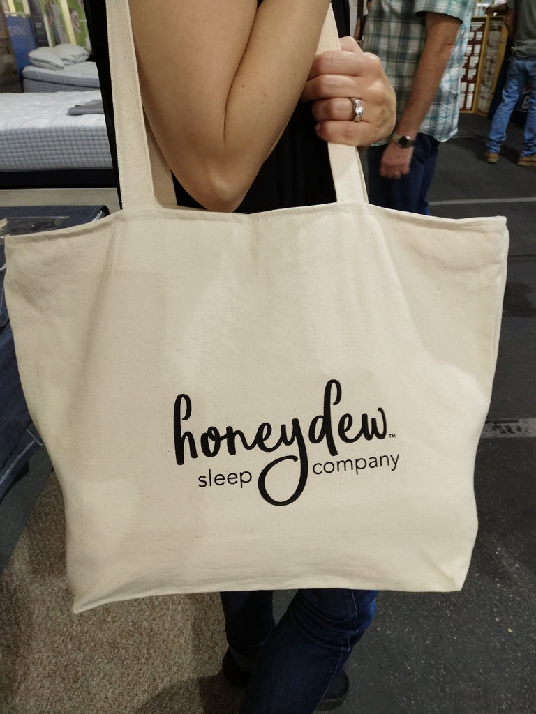 Honeydew Tote Bag!