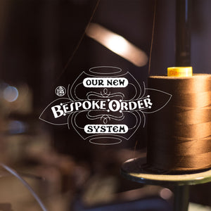 The New Bespoke Order System