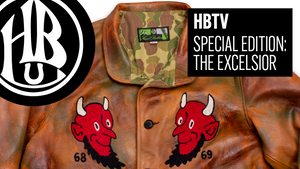 HBTV SPECIAL EDITION: CUSTOM EXCELSIOR