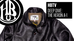 HBTV Deep Dive: The Heron A-1 (Button Front)
