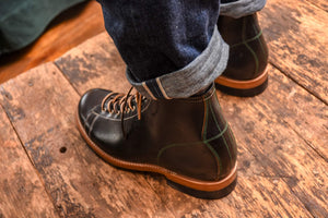 David Himel Writes: The King Mob Monkey Boots