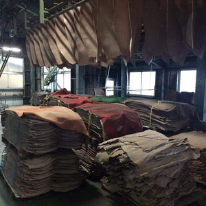 Shinki Tannery—The Best Leather for Horsehide Jackets