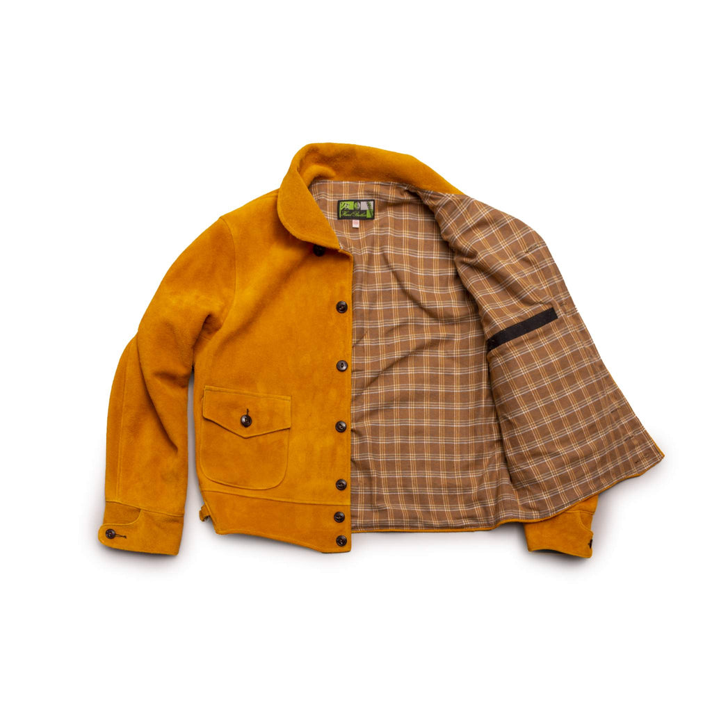 Himel Bros. Heron Moosehide Roughout