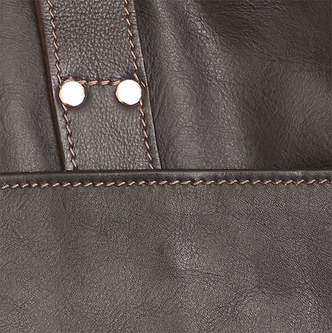 Victoria Horsehide Dark Brown