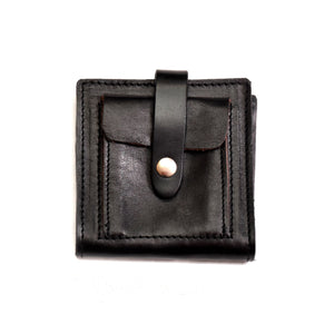 Shinki Horsehide Black