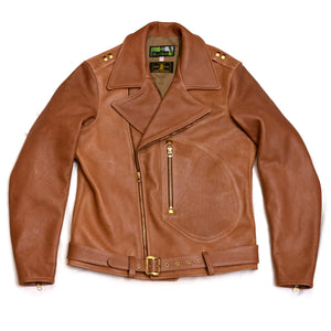 Brown Horween Horsehide