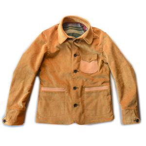 Intrepid, Size 38, Corduroy/Troy Wool
