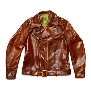 Indian Goatskin Medium Brown