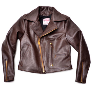 Indian Goatskin Dark Brown