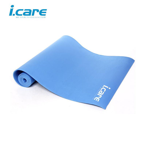 JOEREX i.care Anti-Slip Yoga Mat with Carry Strap
