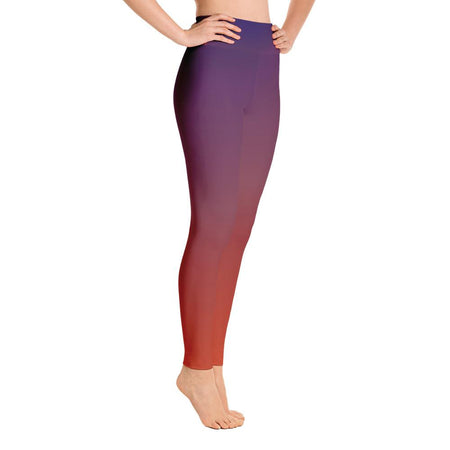 Course No. 4 Yoga Leggings - SWIMSTR™