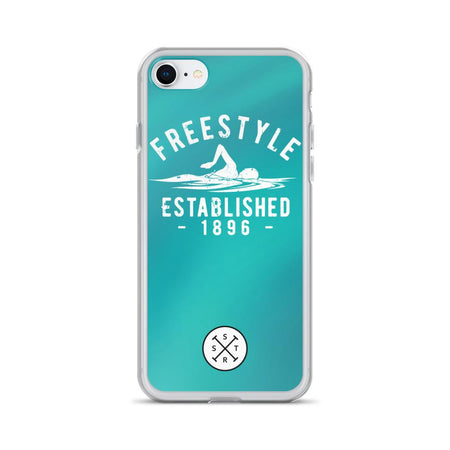 Freestyle Established 1896 Ocean iPhone Case