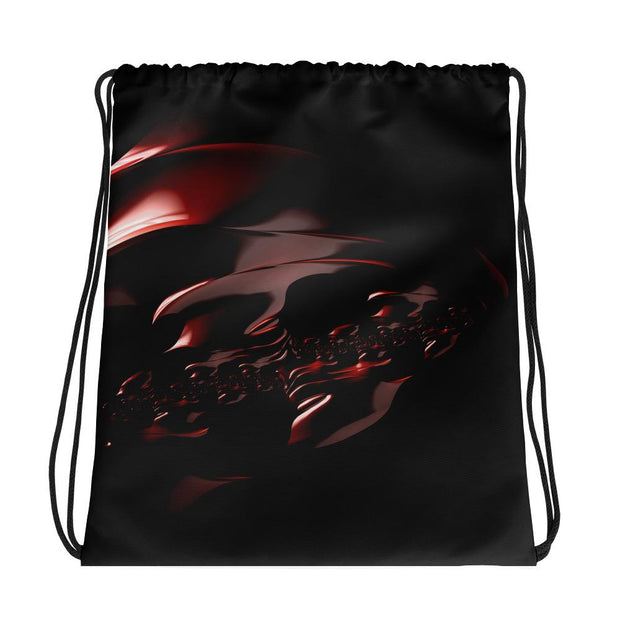 Molten Red Gym Bag