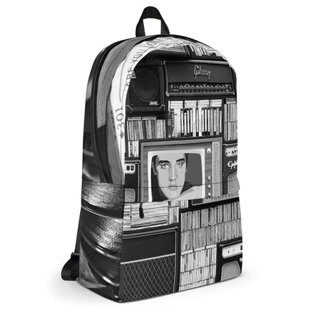 Elvis Backpack. Stuck on You, Fame and Fortune, Jailhouse Rock