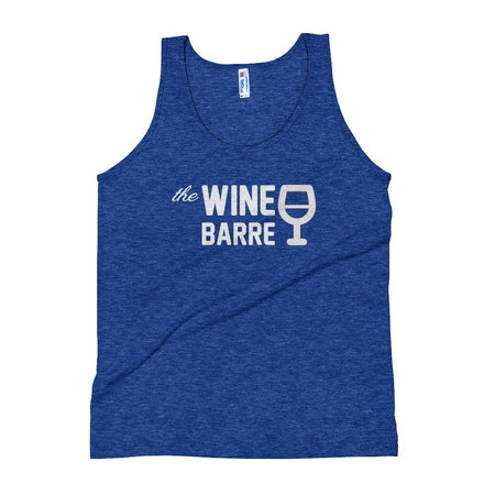 The Wine Barre Unisex Tank Top