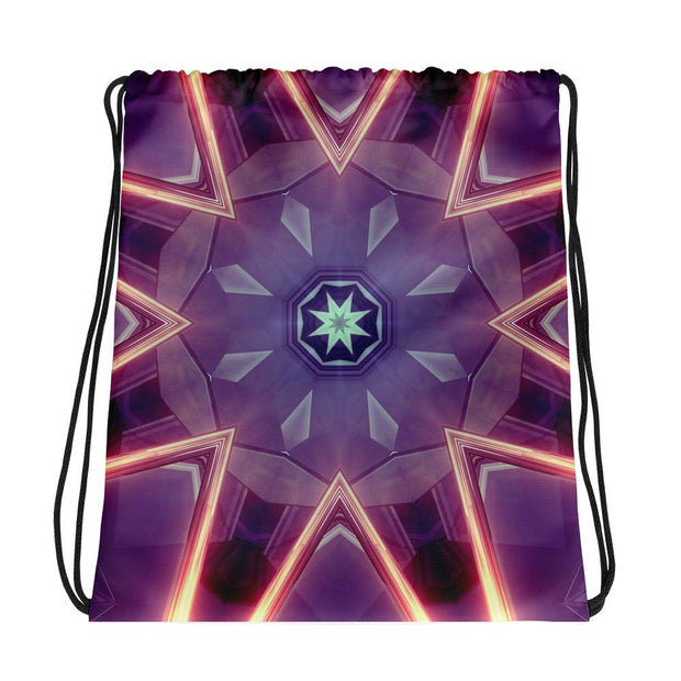 Kaleidoscopic Gym Bag
