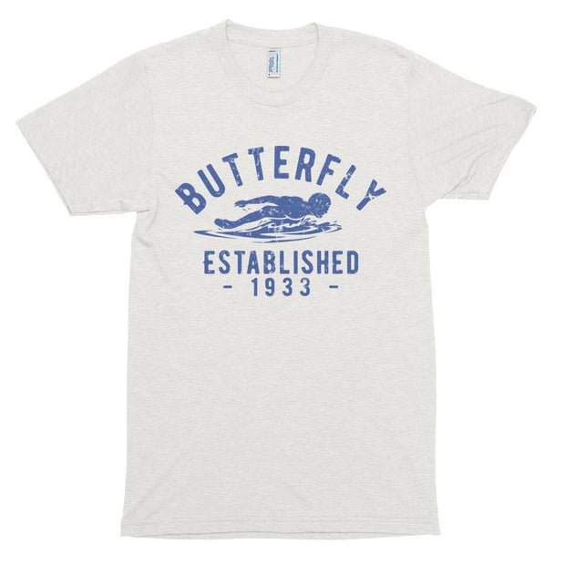 Butterfly Established 1933 T-Shirt