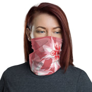 Hibiscus Pink Face Shield